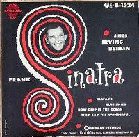 Cover Frank Sinatra - Always
