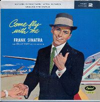Cover Frank Sinatra - Autumn In New York