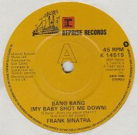Cover Frank Sinatra - Bang Bang (My Baby Shot Me Down)