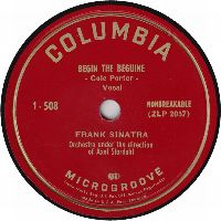 Cover Frank Sinatra - Begin The Beguine