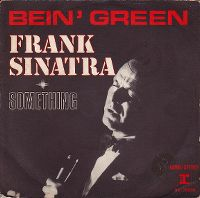 Cover Frank Sinatra - Bein' Green