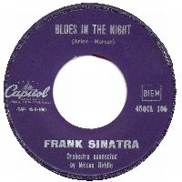 Cover Frank Sinatra - Blues In The Night