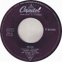 Cover Frank Sinatra - Brazil