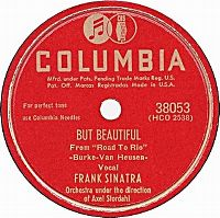 Cover Frank Sinatra - But Beautiful