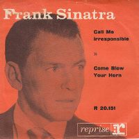 Cover Frank Sinatra - Call Me Irresponsible