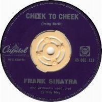 Cover Frank Sinatra - Cheek To Cheek