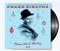 Cover Frank Sinatra - Christmas With Ol' Blue Eyes