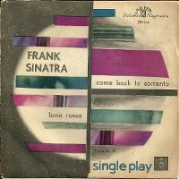Cover Frank Sinatra - Come Back To Sorrento (Torna a urriento)