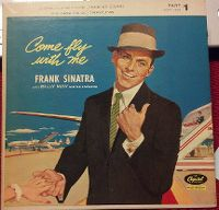Cover Frank Sinatra - Come Fly With Me