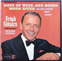 Cover Frank Sinatra - Days Of Wine And Roses, Moon River And Other Academy Award Winners