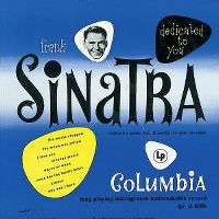Cover Frank Sinatra - Dedicated To You