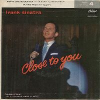 Cover Frank Sinatra - Don't Like Goodbyes