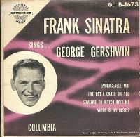 Cover Frank Sinatra - Embraceable You