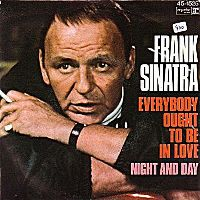 Cover Frank Sinatra - Everybody Ought To Be In Love