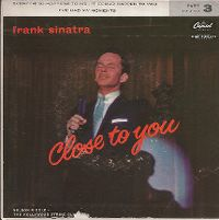 Cover Frank Sinatra - Everything Happens To Me