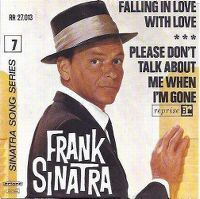 Cover Frank Sinatra - Falling In Love With Love