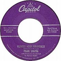 Cover Frank Sinatra - Flowers Mean Forgiveness