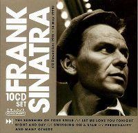 Cover Frank Sinatra - Frank Sinatra 10CD Set