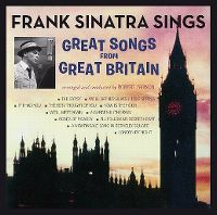 Cover Frank Sinatra - Frank Sinatra Sings Great Songs From Great Britain