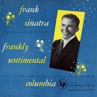 Cover Frank Sinatra - Frankly Sentimental