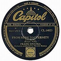 Cover Frank Sinatra - From Here To Eternity
