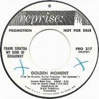 Cover Frank Sinatra - Golden Moment