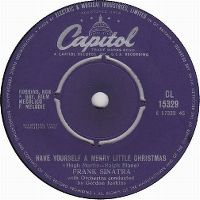 Cover Frank Sinatra - Have Yourself A Merry Little Christmas