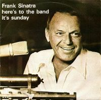 Cover Frank Sinatra - Here's To The Band