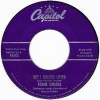 Cover Frank Sinatra - Hey! Jealous Lover
