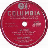 Cover Frank Sinatra - I Am Loved