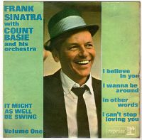 Cover Frank Sinatra - I Believe In You