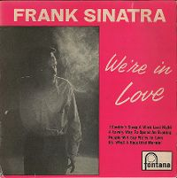 Cover Frank Sinatra - I Couldn't Sleep A Wink Last Night