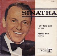 Cover Frank Sinatra - I Only Have Eyes For You