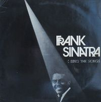 Cover Frank Sinatra - I Sing The Songs