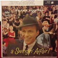 Cover Frank Sinatra - I Won't Dance