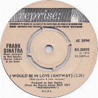 Cover Frank Sinatra - I Would Be In Love (Anyway)
