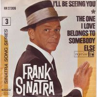 Cover Frank Sinatra - I'll Be Seeing You