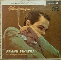 Cover Frank Sinatra - I'm A Fool To Want You