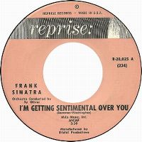 Cover Frank Sinatra - I'm Getting Sentimental Over You