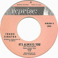 Cover Frank Sinatra - It's Always You