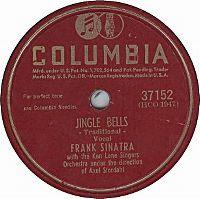 Cover Frank Sinatra - Jingle Bells