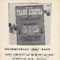 Cover Frank Sinatra - Little Girl Blue