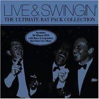 Cover Frank Sinatra - Live & Swingin'