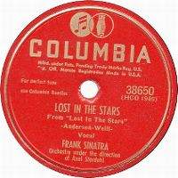 Cover Frank Sinatra - Lost In The Stars
