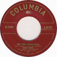 Cover Frank Sinatra - Luna Rossa