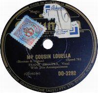 Cover Frank Sinatra - My Cousin Louella