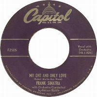 Cover Frank Sinatra - My One And Only Love