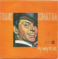 Cover Frank Sinatra - My Way Of Life