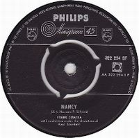Cover Frank Sinatra - Nancy (With The Laughing Face)