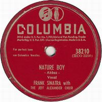 Cover Frank Sinatra - Nature Boy